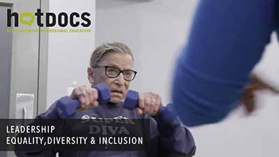 RBG – Inspiring Professionalism and Leadership Lessons Learned from Justice Ruth Bader Ginsburg