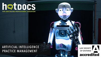 More Human Than Human – Fundamentals of Artificial Intelligence for Legal and Business Professionals